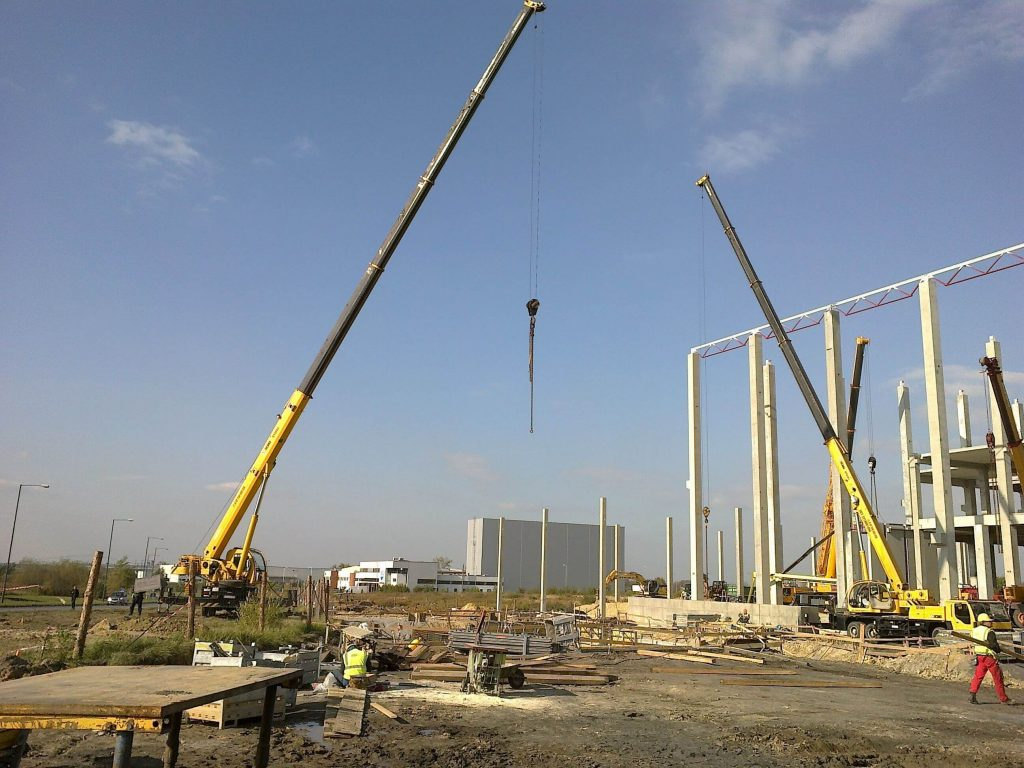 Dzwig XCMG 30 ton