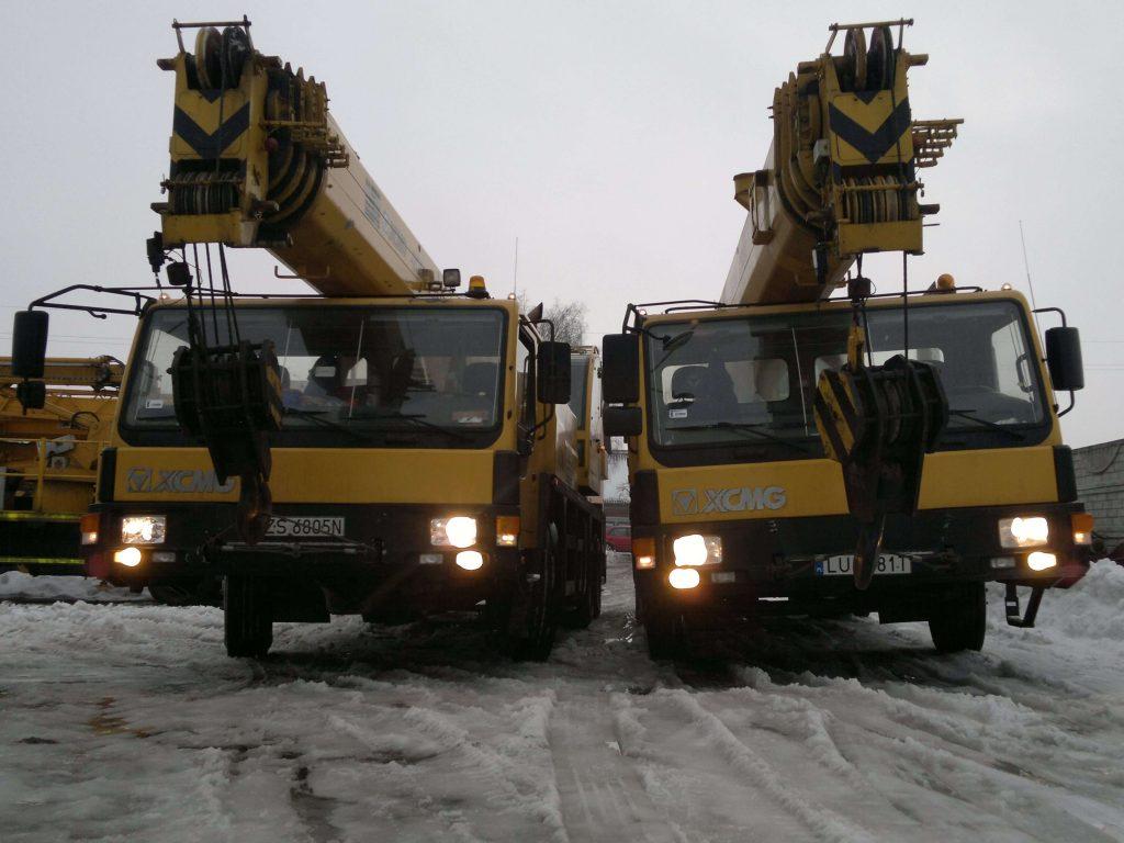 Dźwig XCMG 30 ton